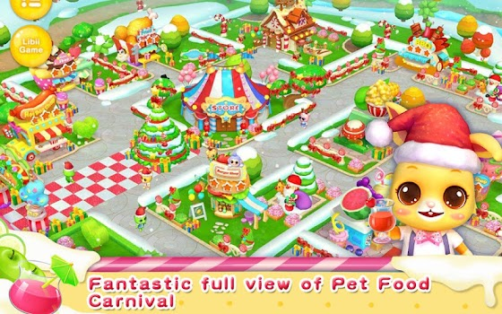 Pet Food Carnival - Merry Xmas
