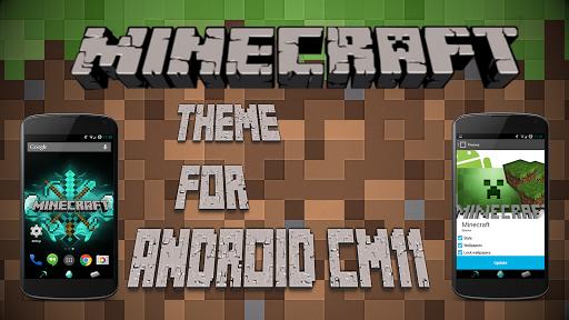 MCraft theme for CM