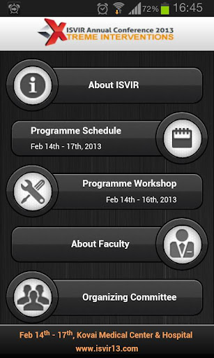 ISVIR Annual Conference 2013