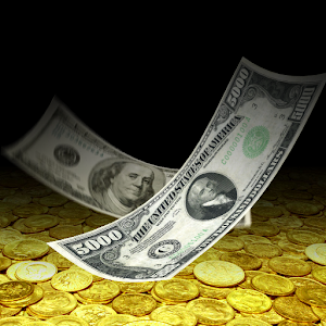 Falling Money Wallpaper Lite LOGO-APP點子