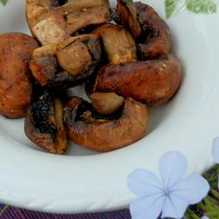 Deb's Spicy Summer Evening Mushrooms