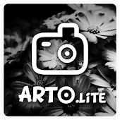 Arto.lite: black & white photo