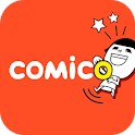 웹툰 만화 소설 애니메이션은 코미코! 최신 웹툰 무료! icon