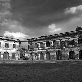 Benteng Pendem Ngawi Indonesia by Axl Digital's - Buildings & Architecture Public & Historical