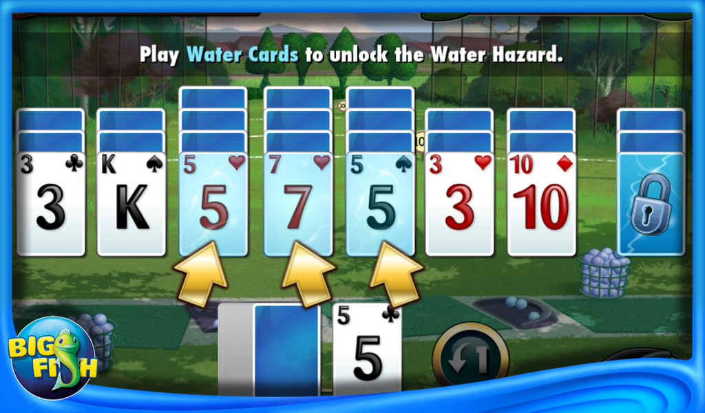 Fairway Solitaire (Full) - screenshot
