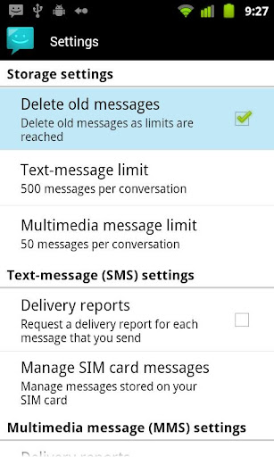 ICS Messaging v1.6
