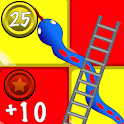 Snakes & Ladders:Coins Ed. icon