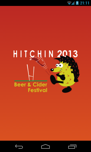 Hitchin Beer Festival 2013