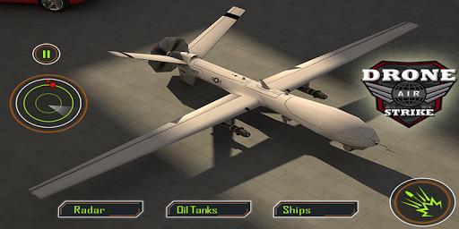 無人機空中攻擊 3D