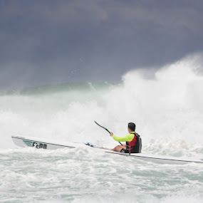 Tenacious.... by Maz Tissink - Sports & Fitness Watersports ( storm, stormy, weather )