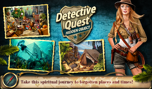 Hidden Object Detective Quest