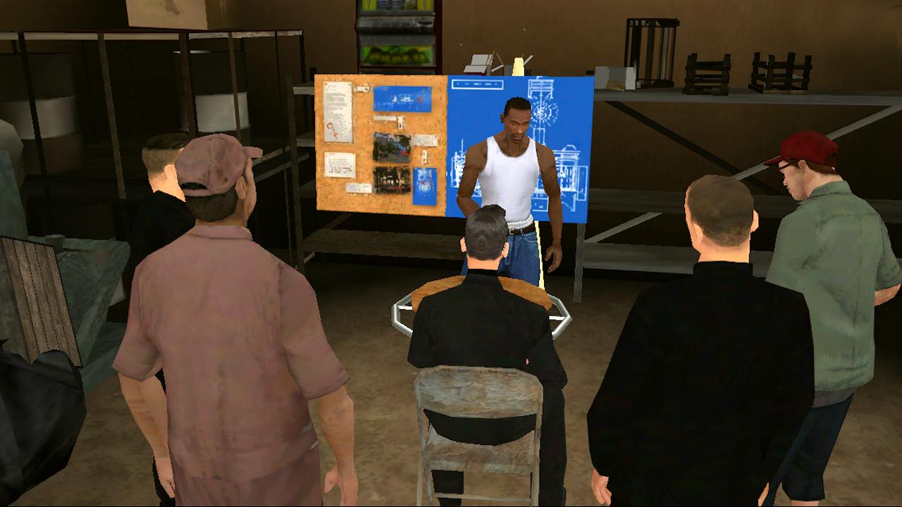 Grand Theft Auto: San Andreas screenshot #9