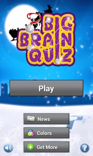 Big Brain Quiz SILVER
