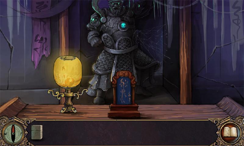 Tomb Escape - screenshot