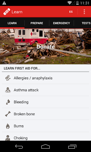 【免費健康App】First Aid - American Red Cross-APP點子