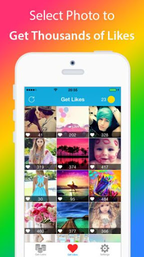 玩免費社交APP|下載Instalike Get Likes Instagram app不用錢|硬是要APP