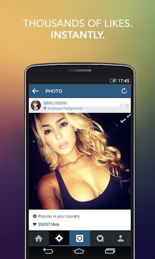 Get Likes on Instagram