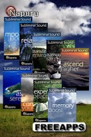 Screenshot of Astral Serenity Brain Massage
