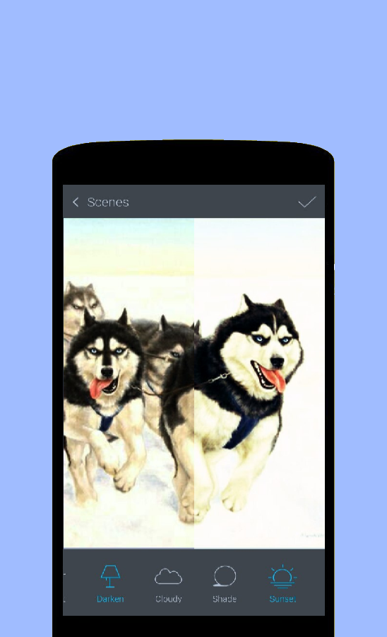 Imageart - Photo editor - screenshot
