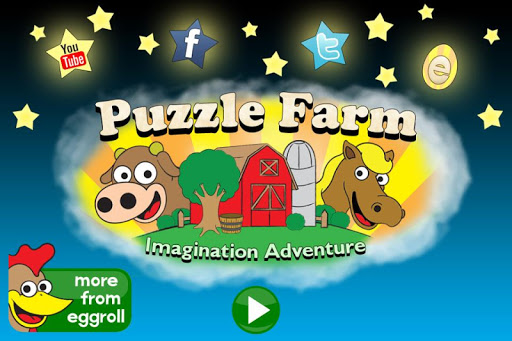 Puzzle Farm Animal Games Free