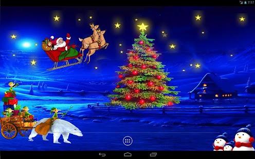 Christmas Night LWP paid