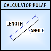 Polar coordinates calculation