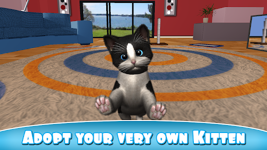 Daily Kitten : virtual cat pet v2.8.1 Mod Money + Ad Free