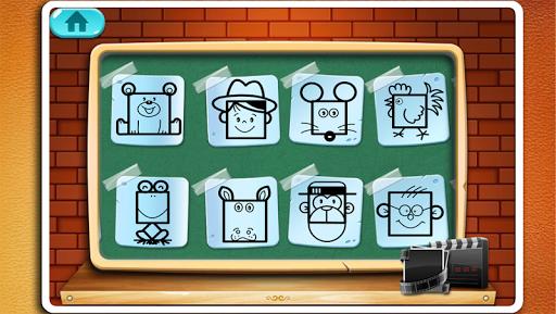 【免費教育App】繪畫_動畫_創意畫板-APP點子