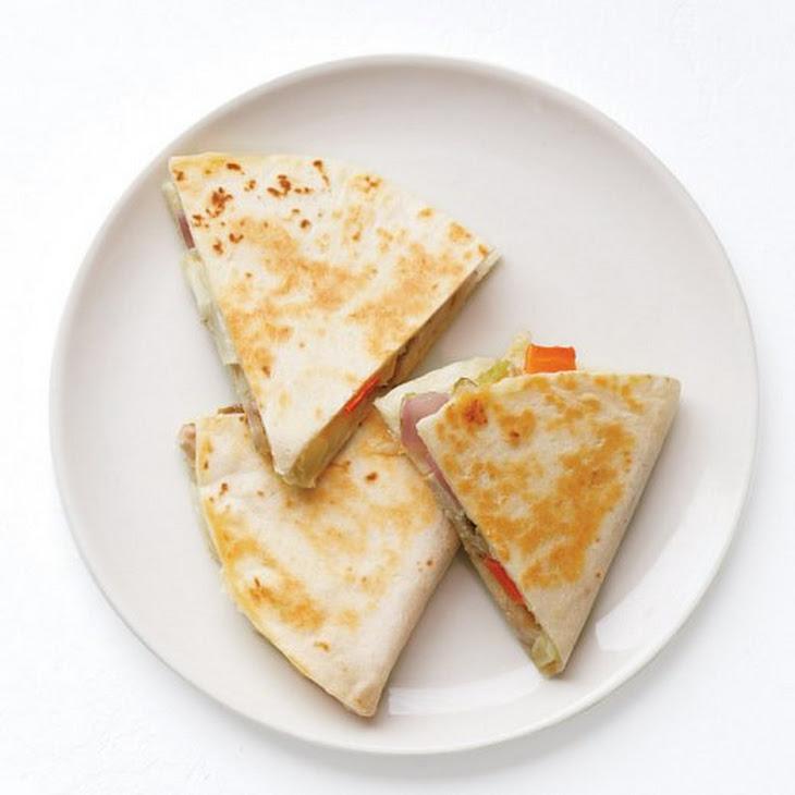 Pork Quesadillas Recipe