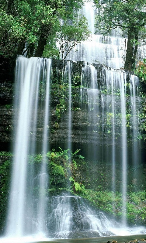 waterfall 3d hd wallpaper apk android gratuit t233l233charger