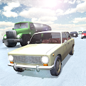 Russian Traffic Racer icon