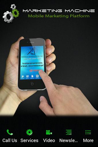 Marketing Machine Mobile