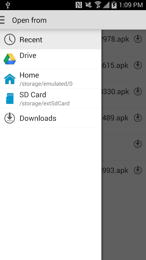 how to change primary storage to sd card in android