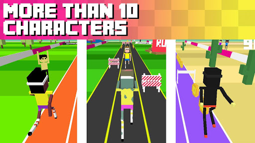 Retro Runners - Endless Run