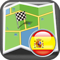 Spain Offline Navigation icon