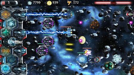Galaxy Defender: Battlestation 1.09 screenshot 25748