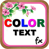 Color Text Fx