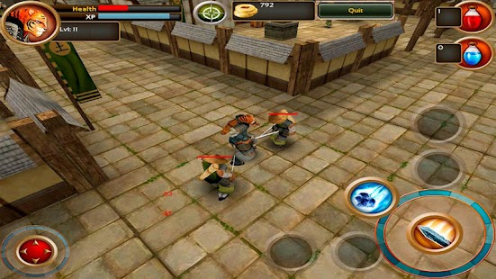 Samurai Tiger- screenshot thumbnail