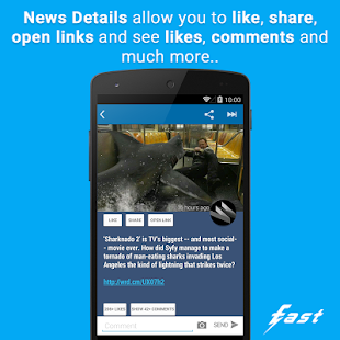 Fast Pro (Client for Facebook)- screenshot thumbnail