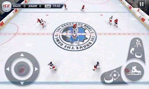 Ice Hockey 3D - screenshot thumbnail