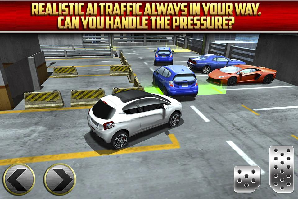 Car Parking Games Online T