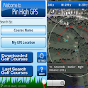 Pin High GPS Golf Range Finder logo