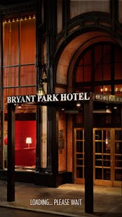 The Bryant Park Hotel screenshot