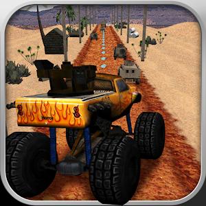 Monster Truck Racing Highway 街機 App Store-癮科技App
