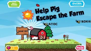 Screenshot of Pig Rush