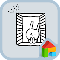 rabbit window dodol theme icon
