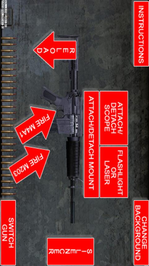 GunApp 3D (The Original) - screenshot