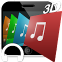 iSense Music - 3D Music Player v1.015 APK
