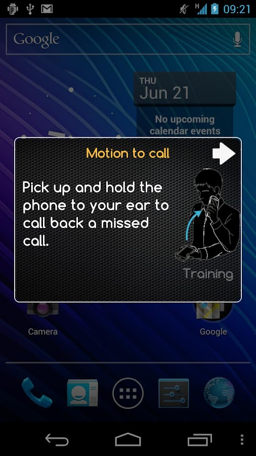Super Missed Call - screenshot