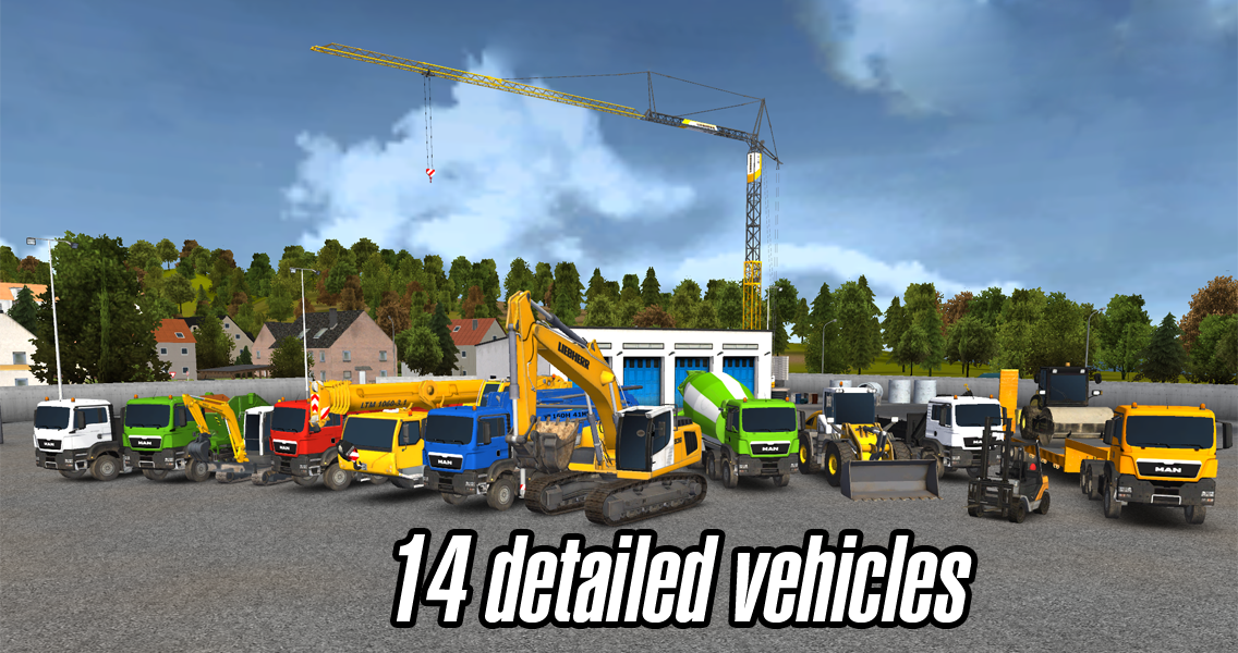 Construction Simulator 2014 screenshot #12